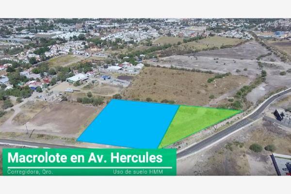Foto de terreno comercial en venta en hercules 402, los olvera, corregidora, querétaro, 0 No. 02
