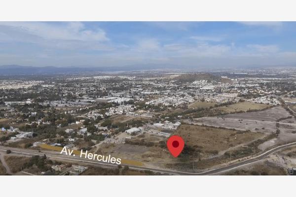 Foto de terreno comercial en venta en hercules 402, los olvera, corregidora, querétaro, 0 No. 04