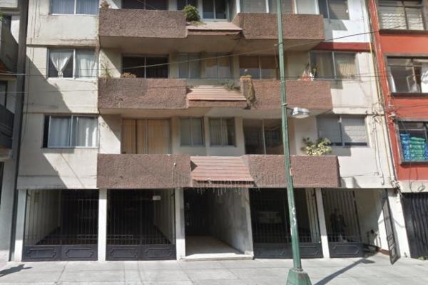 Foto de departamento en venta en heriberto frias 1431, del valle centro, benito juárez, df / cdmx, 8119741 No. 01
