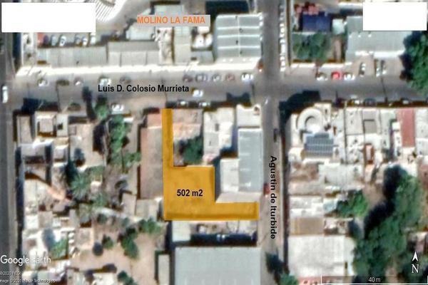 Foto de terreno habitacional en venta en . , hermosillo centro, hermosillo, sonora, 0 No. 01