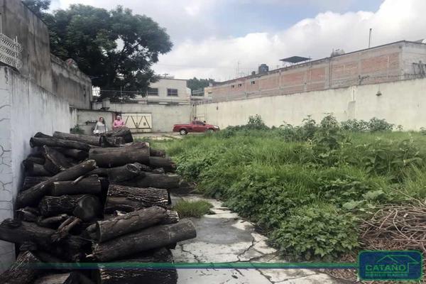 Foto de terreno habitacional en venta en heroes del 47 , san diego churubusco, coyoacán, df / cdmx, 8301663 No. 01