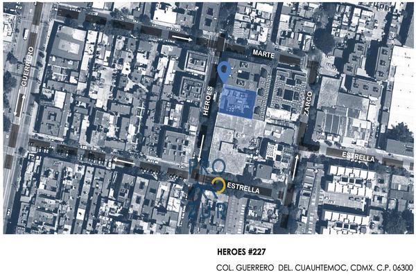 Foto de departamento en renta en héroes , guerrero, cuauhtémoc, df / cdmx, 0 No. 04