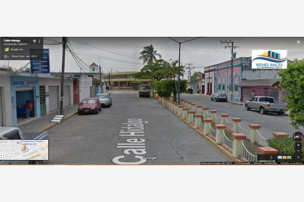Foto de terreno habitacional en venta en hidalgo 22, cunduacan centro, cunduacán, tabasco, 5390706 No. 03