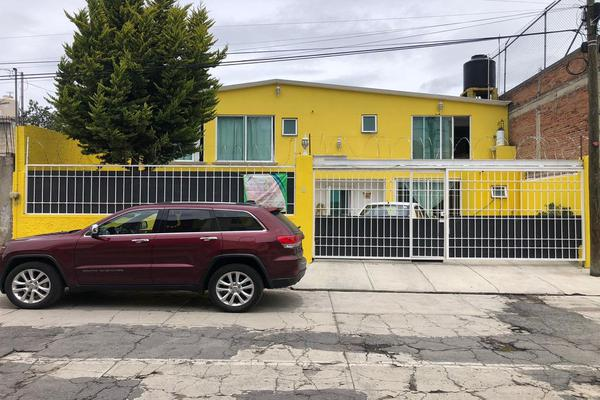 Foto de casa en venta en hidalgo , capultitlán centro, toluca, méxico, 15412886 No. 01