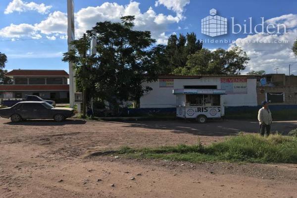 Foto de terreno habitacional en venta en  , hidalgo, durango, durango, 5800299 No. 01