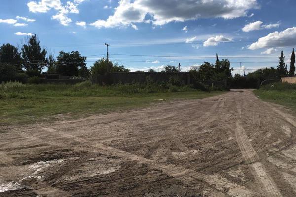 Foto de terreno habitacional en venta en  , hidalgo, durango, durango, 5800299 No. 12