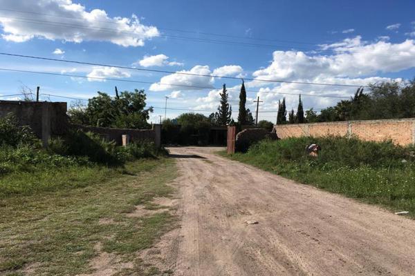 Foto de terreno habitacional en venta en  , hidalgo, durango, durango, 5800299 No. 16