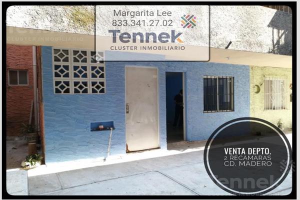 Foto de departamento en venta en  , hidalgo oriente, ciudad madero, tamaulipas, 0 No. 01