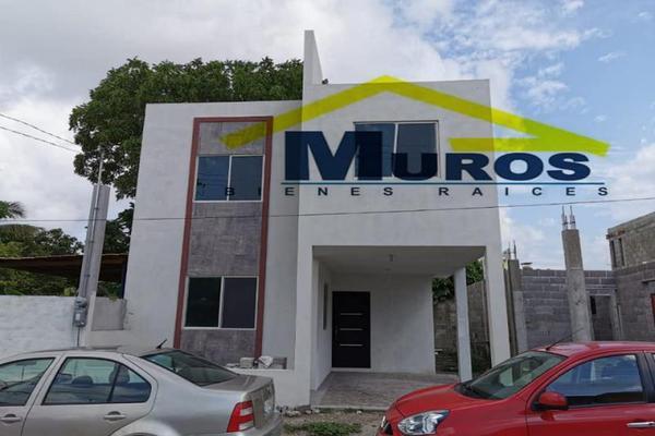 Foto de casa en venta en  , hidalgo poniente, ciudad madero, tamaulipas, 0 No. 01