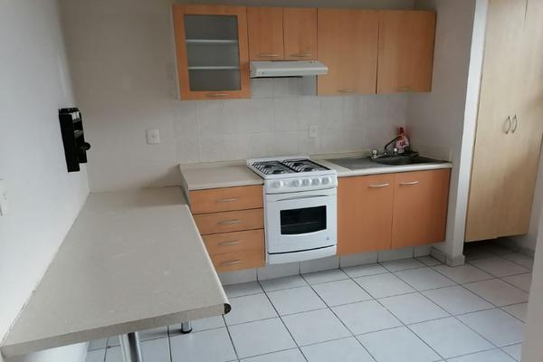 Foto de departamento en renta en hidalgo , san lucas tepetlacalco, tlalnepantla de baz, méxico, 20638334 No. 03
