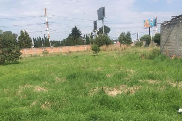 Foto de terreno habitacional en venta en hidalgo s/n , san salvador, toluca, méxico, 14971428 No. 02