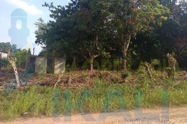 Foto de terreno habitacional en venta en  , higueral, tuxpan, veracruz de ignacio de la llave, 7535224 No. 02