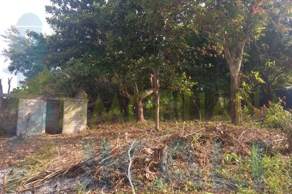 Foto de terreno habitacional en venta en  , higueral, tuxpan, veracruz de ignacio de la llave, 7535224 No. 04