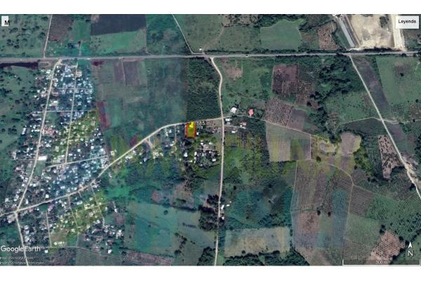 Foto de terreno habitacional en venta en  , higueral, tuxpan, veracruz de ignacio de la llave, 7535224 No. 12
