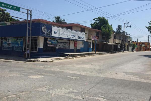 Foto de terreno habitacional en venta en  , hipódromo, ciudad madero, tamaulipas, 11695974 No. 08
