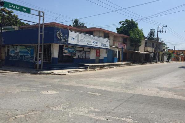 Foto de terreno habitacional en venta en  , hipódromo, ciudad madero, tamaulipas, 11695974 No. 09
