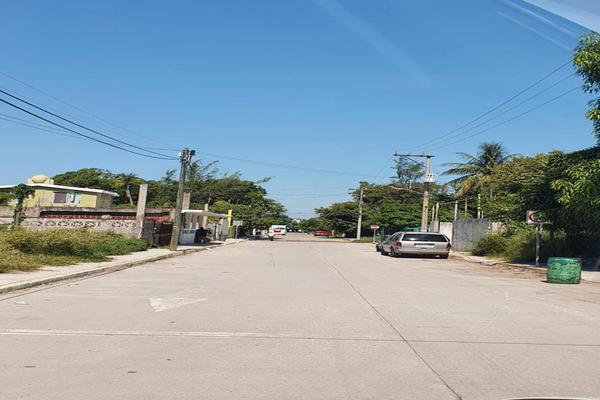 Foto de terreno habitacional en venta en  , hipódromo, ciudad madero, tamaulipas, 0 No. 02
