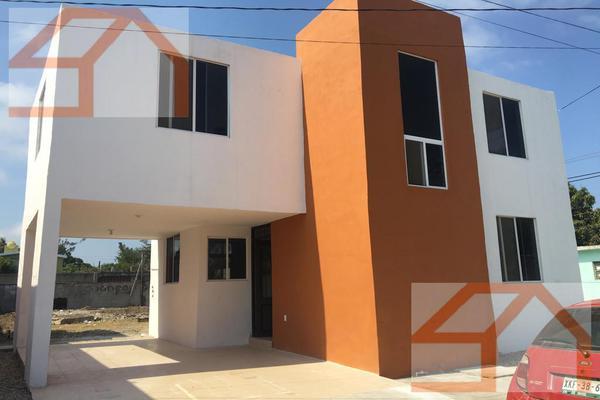 Foto de casa en venta en  , hipódromo, ciudad madero, tamaulipas, 6628596 No. 01