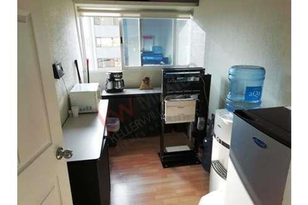 Foto de oficina en renta en  , hipódromo, cuauhtémoc, df / cdmx, 0 No. 24