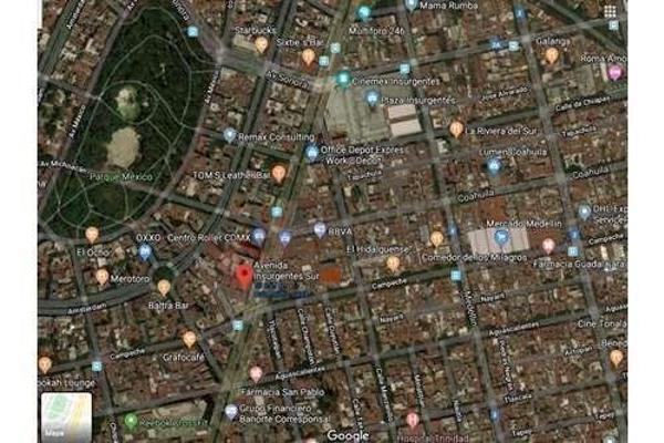 Foto de terreno habitacional en venta en  , hipódromo, cuauhtémoc, df / cdmx, 0 No. 10
