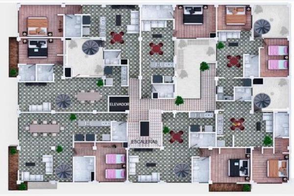Foto de departamento en venta en  , hipódromo, cuauhtémoc, df / cdmx, 8822224 No. 03