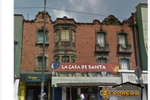 Foto de terreno habitacional en venta en  , hipódromo, cuauhtémoc, df / cdmx, 5395407 No. 01