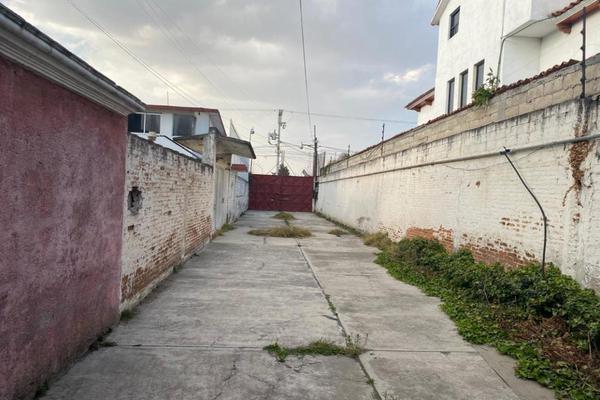 Foto de terreno habitacional en venta en hombres ilustres , san lorenzo tepaltitlán centro, toluca, méxico, 0 No. 09