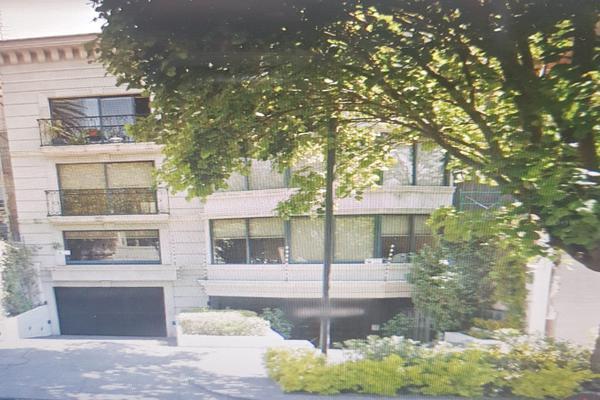 Foto de departamento en venta en homero , polanco iv sección, miguel hidalgo, df / cdmx, 8754019 No. 01