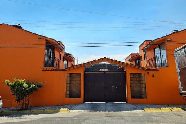 Foto de casa en renta en hortencia , ejidos de san pedro mártir, tlalpan, df / cdmx, 19827396 No. 20
