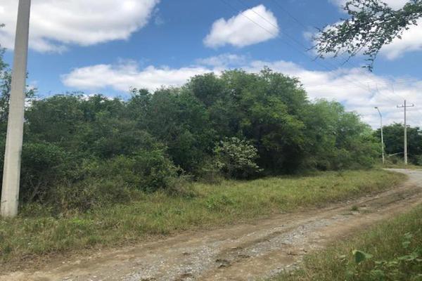 Foto de terreno habitacional en venta en hoyo 1 000, real del valle, montemorelos, nuevo león, 9916765 No. 01