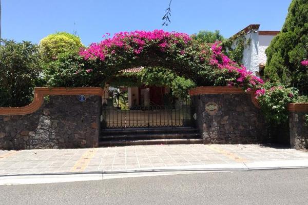 Foto de casa en venta en hoyo 10 123, villas del mesón, querétaro, querétaro, 5313619 No. 01