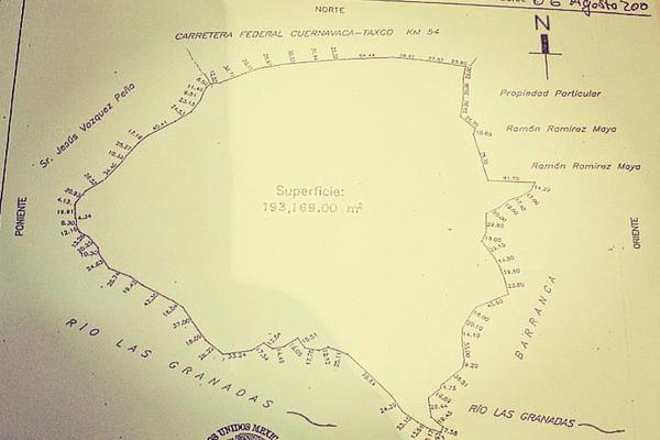 Foto de terreno comercial en venta en  , huajintlán, amacuzac, morelos, 19415878 No. 03