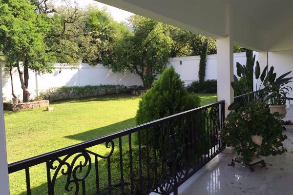 Foto de casa en venta en  , huajuquito o los cavazos, santiago, nuevo león, 4290016 No. 20