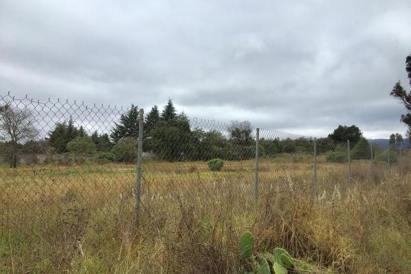 Foto de terreno habitacional en venta en  , huasca de ocampo centro, huasca de ocampo, hidalgo, 6164767 No. 04