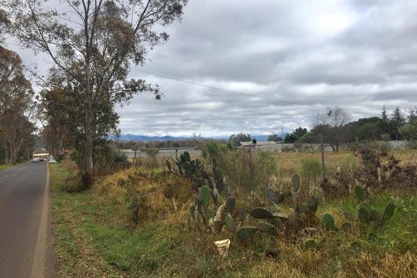 Foto de terreno habitacional en venta en  , huasca de ocampo centro, huasca de ocampo, hidalgo, 6164767 No. 07