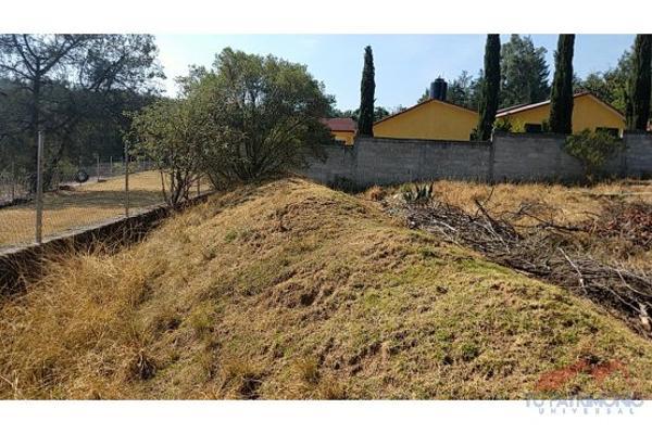 Foto de terreno habitacional en venta en  , huasca de ocampo centro, huasca de ocampo, hidalgo, 7128468 No. 01