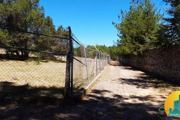 Foto de terreno habitacional en venta en  , huasca de ocampo centro, huasca de ocampo, hidalgo, 8064005 No. 11