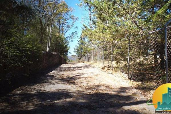 Foto de terreno habitacional en venta en  , huasca de ocampo centro, huasca de ocampo, hidalgo, 8064005 No. 17