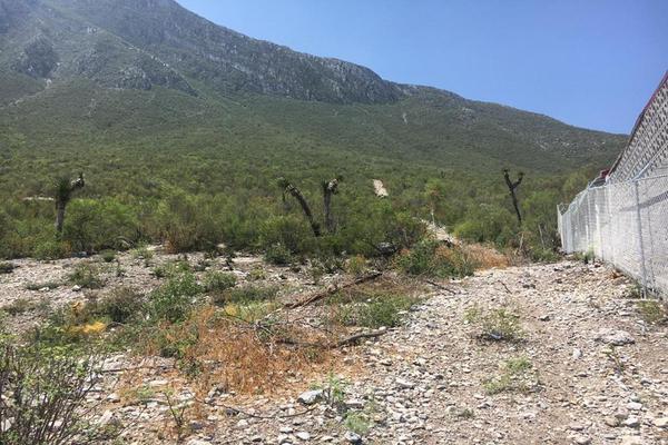 Foto de terreno habitacional en venta en  , huasteca del valle i, santa catarina, nuevo león, 8718062 No. 03