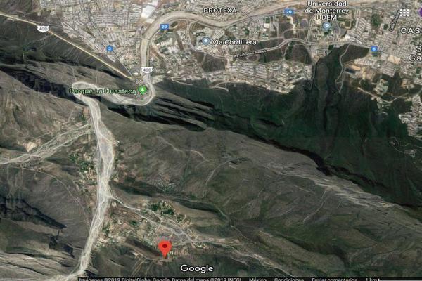 Foto de terreno habitacional en venta en  , huasteca del valle i, santa catarina, nuevo león, 8718062 No. 06
