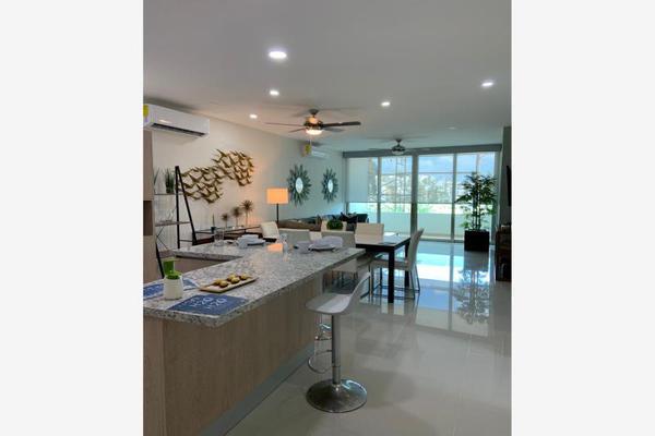 Foto de departamento en venta en huayacan 5, cancún centro, benito juárez, quintana roo, 0 No. 01