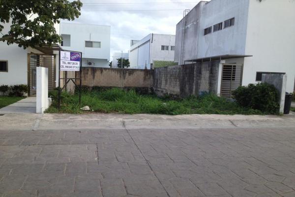 Foto de terreno habitacional en venta en huayacan , supermanzana 312, benito juárez, quintana roo, 18431925 No. 03