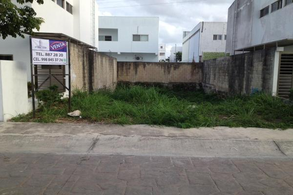 Foto de terreno habitacional en venta en huayacan , supermanzana 316, benito juárez, quintana roo, 0 No. 01