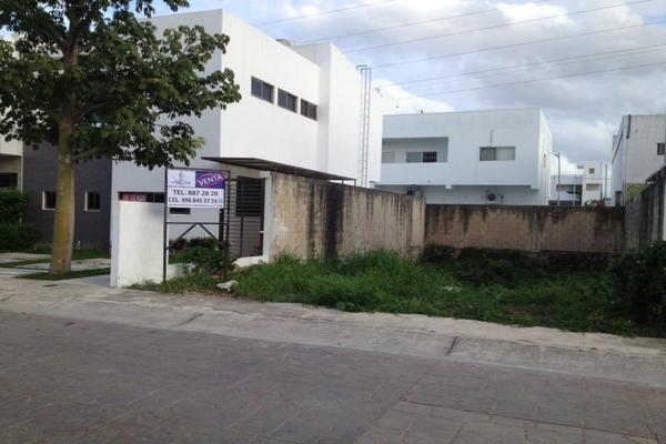 Foto de terreno habitacional en venta en huayacan , supermanzana 316, benito juárez, quintana roo, 0 No. 04