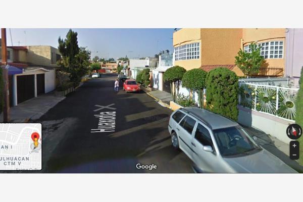 Foto de casa en venta en huexotla 0, culhuacán ctm croc, coyoacán, df / cdmx, 8844584 No. 01
