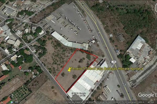 Foto de terreno habitacional en renta en  , huinalá, apodaca, nuevo león, 11172207 No. 01