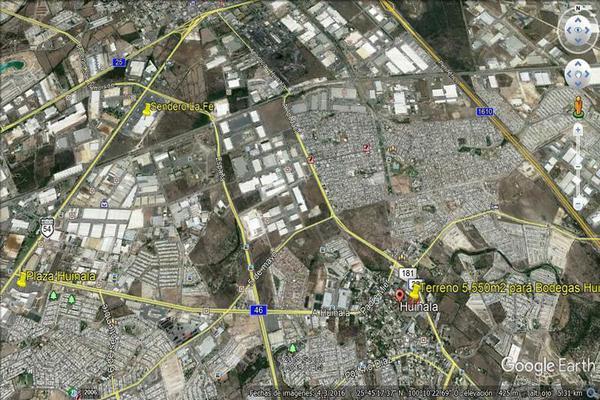 Foto de terreno habitacional en renta en  , huinalá, apodaca, nuevo león, 11172207 No. 02