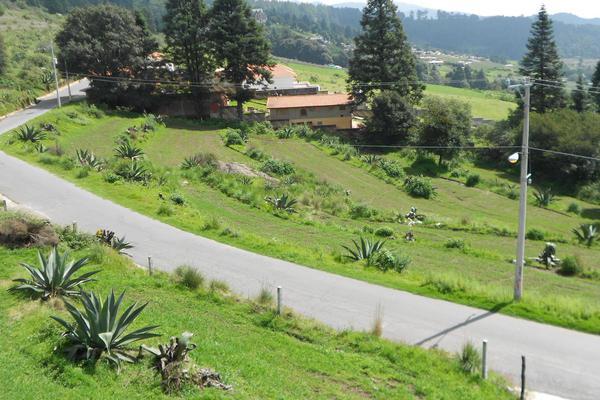 Foto de terreno habitacional en venta en  , huixquilucan de degollado centro, huixquilucan, méxico, 8049166 No. 06