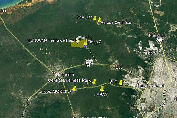 Foto de terreno habitacional en venta en hunucma , hunucmá, hunucmá, yucatán, 5690141 No. 02