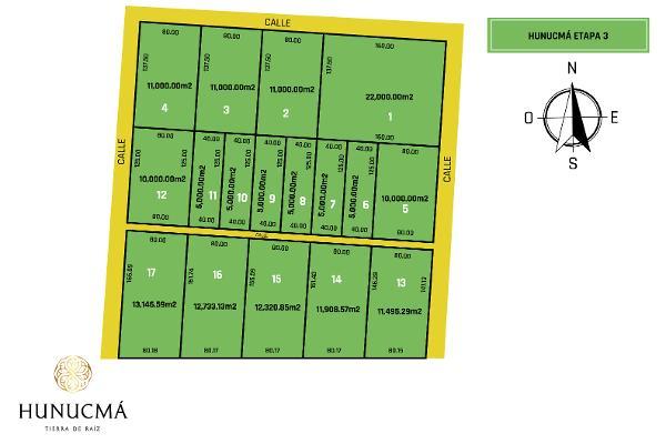 Foto de terreno habitacional en venta en hunucma , hunucmá, hunucmá, yucatán, 5690141 No. 04